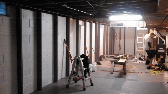 Basement Stabilizing: Milwaukee Basement Contractors Fix Foundation Images