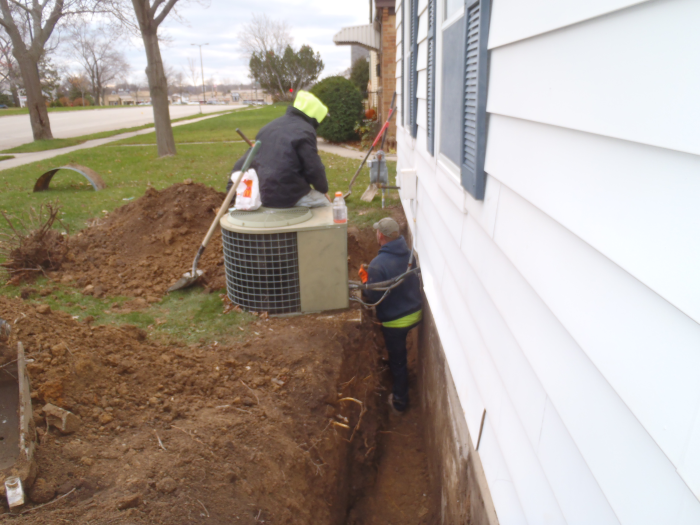 foundation repair waukesha basement waterproofing milwaukee
