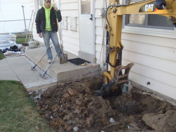 dodge county basement waterproofing foundation repair walworth