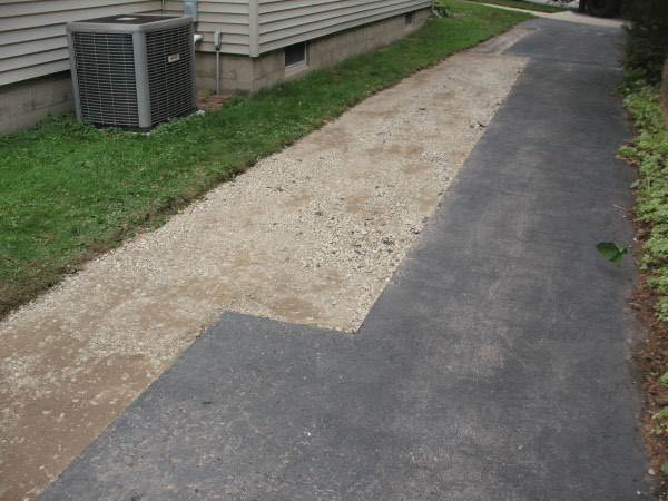 Repairing Asphalt Driveway With Concrete | MyCoffeepot Org
