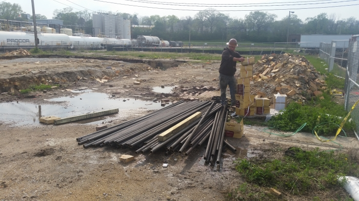 Helical Anchors | MudTech Wisconsin Concrete Repair - Mud