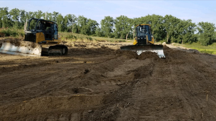 Floodplain Management Construction Equipment